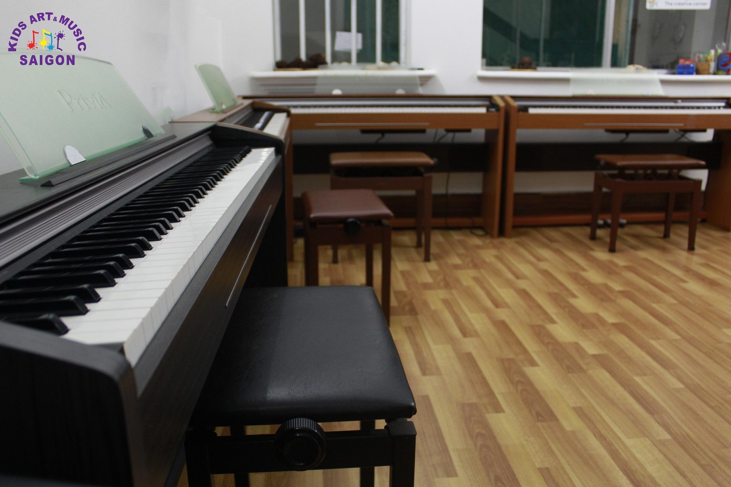 Học đàn Piano cho trẻ em tại Kids Art & Music Saigon, cùng tìm hiểu nhé! hình ảnh 8