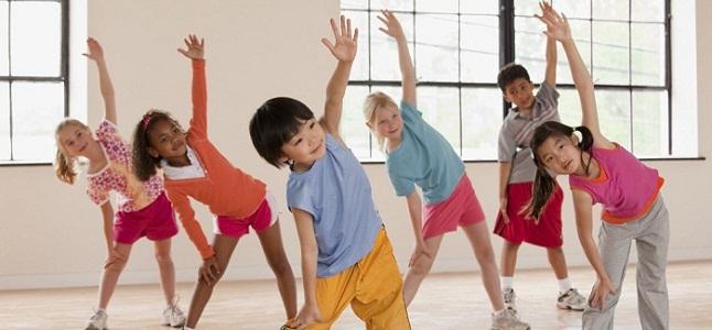 Những chấn thương thường gặp khi trẻ học nhảy aerobic thiếu nhi