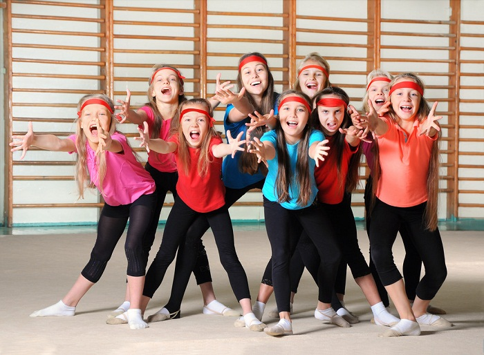 Những lý do tại sao bạn nên cho con học múa aerobic thiếu nhi trong mùa hè này - hình ảnh 4