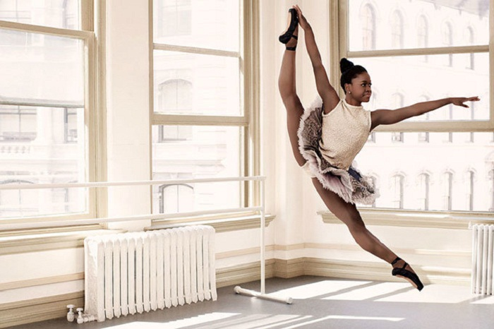 Câu chuyện đầy nước mắt về cô gái với đôi giày múa ballet cho bé