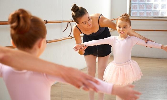 Lớp học múa bale cho bé ở TPHCM – Nơi tốt nhất giúp bé phát triển tài năng