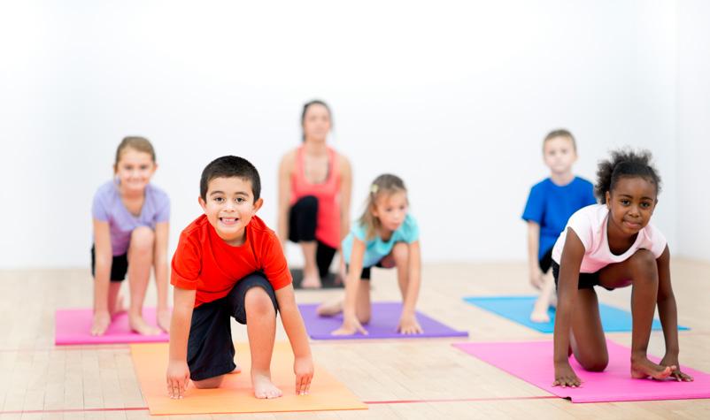 Tại sao ba mẹ nên cho trẻ đến các phòng tập aerobic? - hình ảnh 2