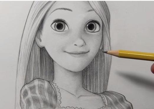 7 bước tự vẽ chibi bằng bút chì siêu đơn giản ai cũng có thể làm được