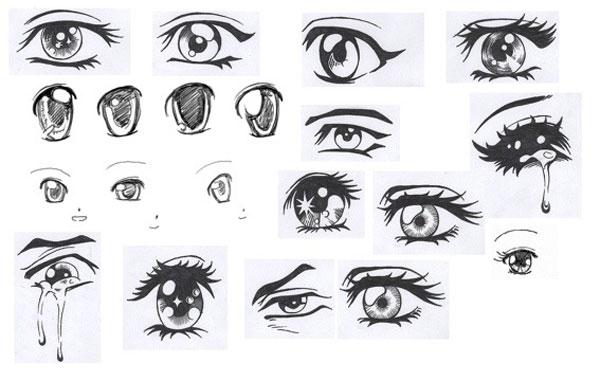 7 bước tự vẽ chibi bằng bút chì siêu đơn giản ai cũng có thể làm được - hình 10