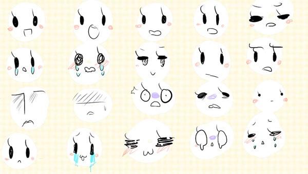 7 bước tự vẽ chibi bằng bút chì siêu đơn giản ai cũng có thể làm được - hình 6