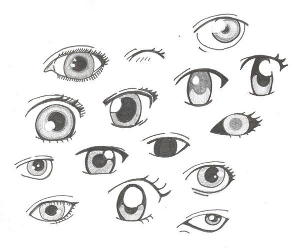 7 bước tự vẽ chibi bằng bút chì siêu đơn giản ai cũng có thể làm được - hình 9