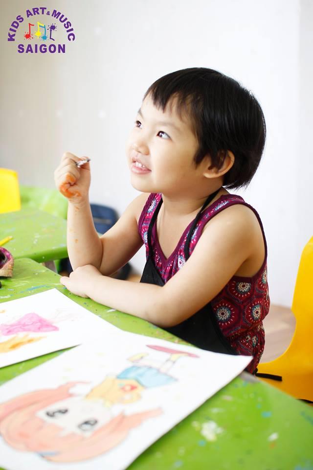Vì sao việc lựa chọn lớp dạy vẽ trẻ em quận 9 là một quyết định đúng đắn? hình ảnh 1