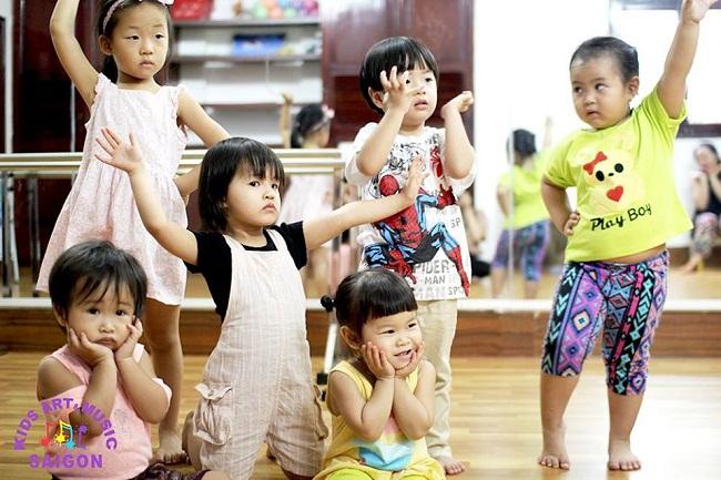 Tại sao ba mẹ nên cho con tham gia các lớp Nhảy hiện đại? - hình ảnh 4