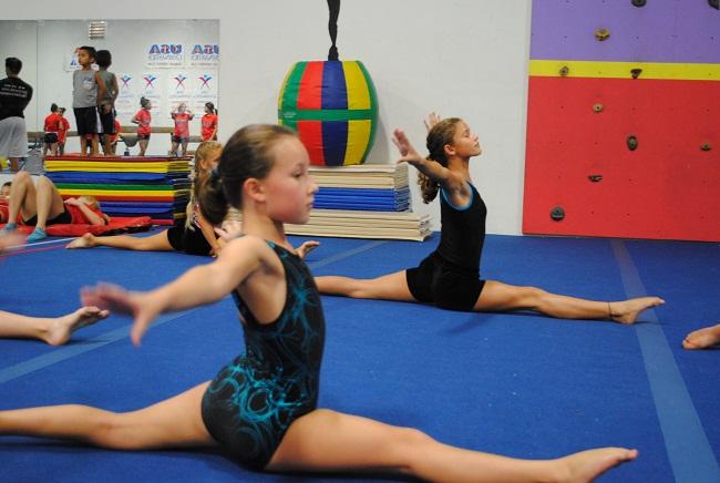 Lùng sục địa chỉ tập thể dục thẩm mỹ ở Hải Phòng cho bé hình ảnh 2