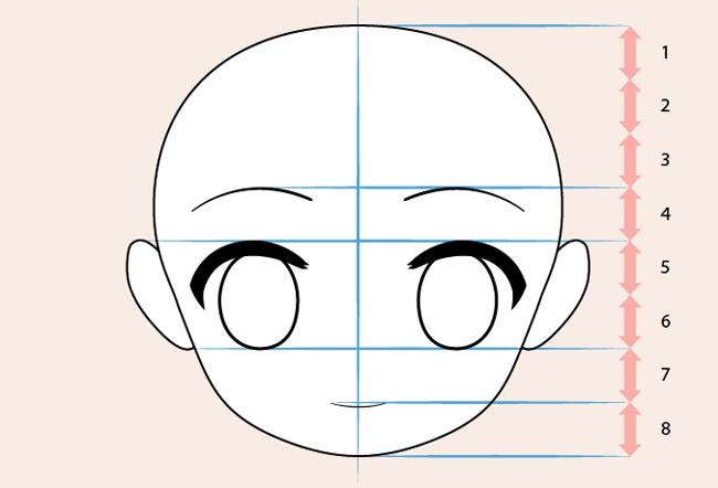 tham khảo một số hình vẽ chibi cute hình ảnh 3