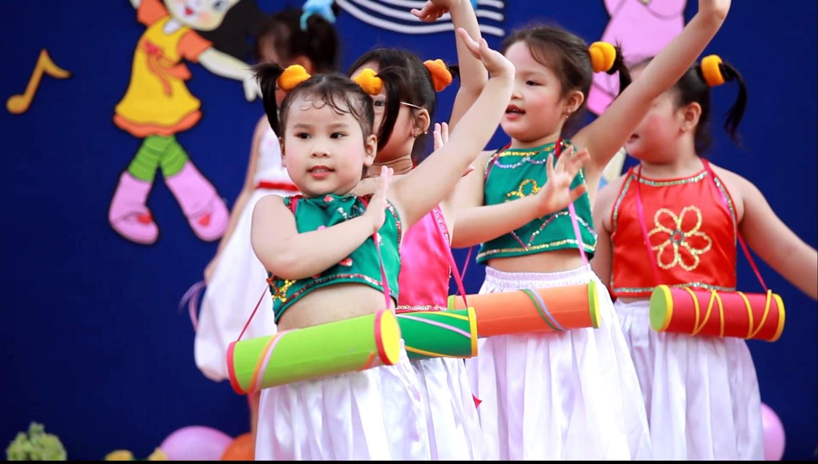 Những lý do tại sao bạn nên cho con học múa aerobic thiếu nhi trong mùa hè này - hình ảnh 6