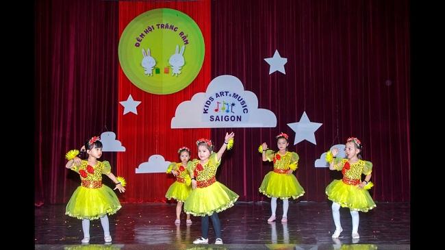 Những bài múa hay nhất của thiếu nhi mang lại cho con bạn lợi ích gì hình ảnh 2