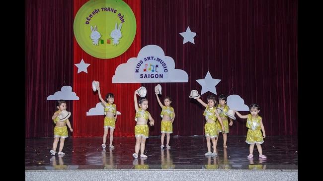 Những bài múa hay nhất của thiếu nhi mang lại cho con bạn lợi ích gì hình ảnh 3