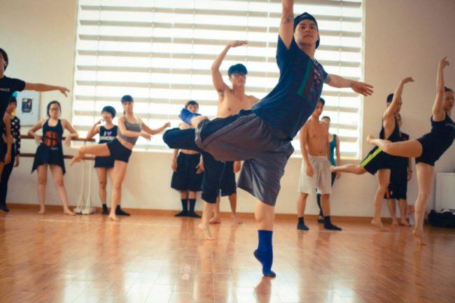 Lớp học nhảy shuffle dance ở bình dương hình ảnh 1