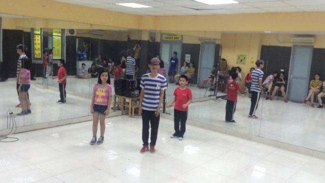 Lớp học nhảy shuffle dance ở bình dương hình ảnh 2