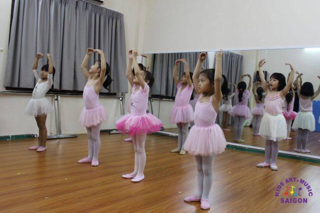 Tìm kiếm địa điểm dạy múa ballet cho bé ở Bình Dương hình ảnh 3