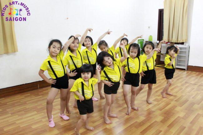 Lợi ích khi học nhảy aerobic trẻ em ở bình dương hình ảnh 2
