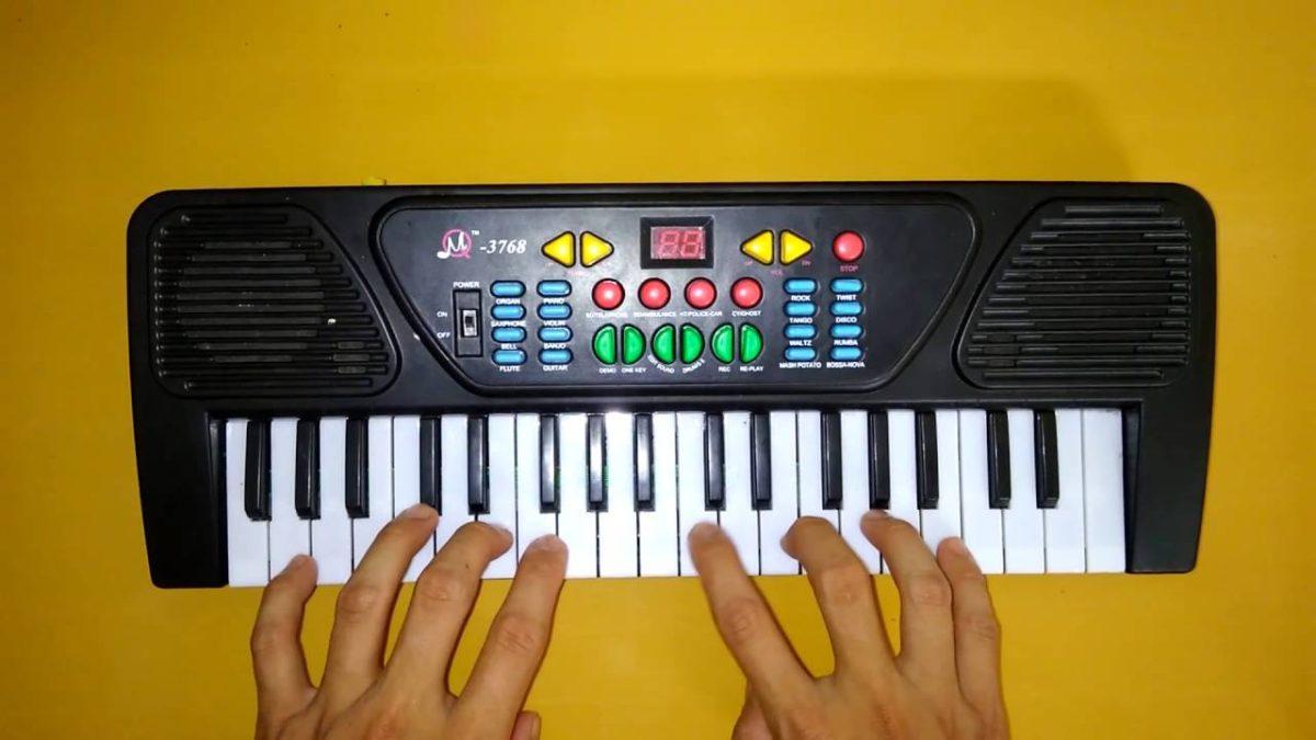Cho bé tham gia các trung tâm dạy piano tại quận Tân Phú có thực sự hữu ích?