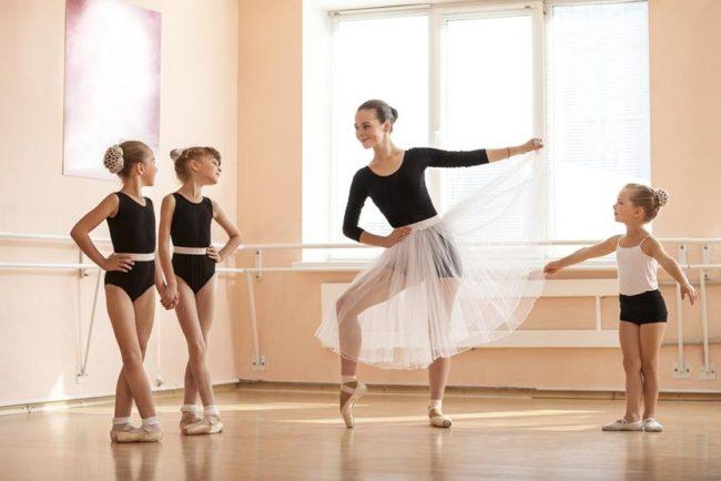 Lớp múa ballet cho bé ở quận Ba Đình Hà Nội hình ảnh 3