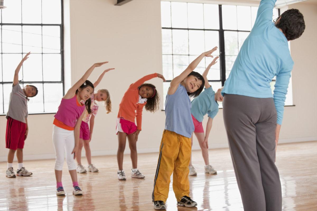 Khám phá bí ẩn của những lớp nhảy aerobic trẻ mầm non ở quận Tân Phú