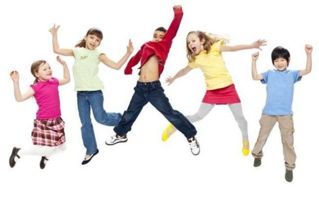 Ba mẹ đã biết gì về những lớp học nhảy aerobic mầm non quận Tân Phú cho bé chưa?