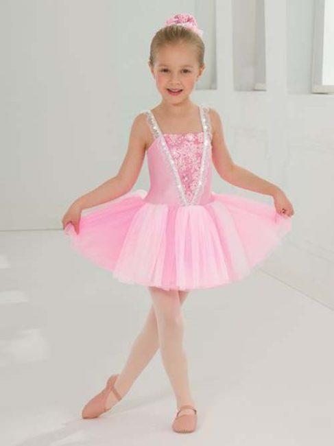 Mách nhỏ ba mẹ cách lựa chọn đầm múa ballet cho bé hình ảnh 2