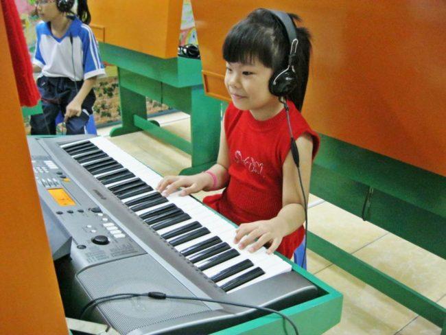 Lớp dạy đàn organ tại quận Ba Đình Hà nội hình ảnh 2
