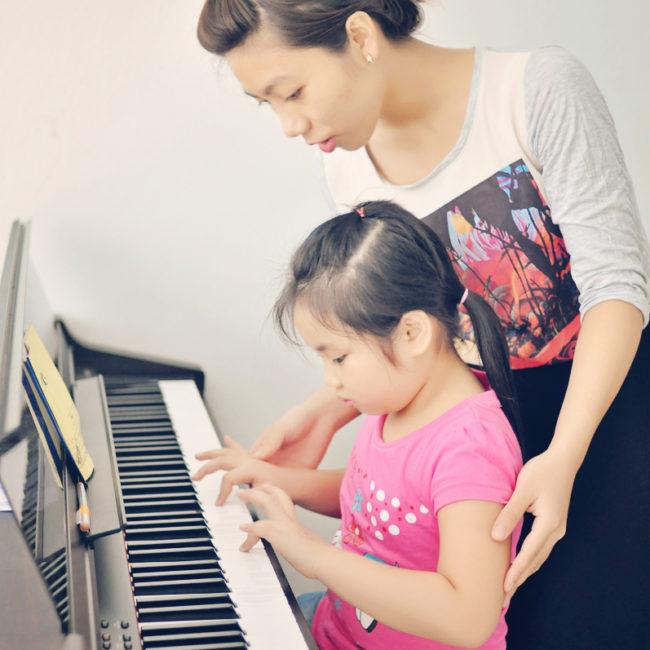 Lớp dạy đàn organ tại quận Ba Đình Hà nội hình ảnh 3