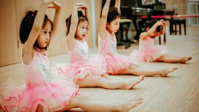 Dạy  múa ballet trẻ em tại nhà ảnh 2