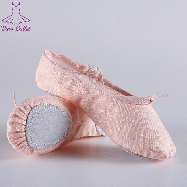 Ba mẹ đã biết cách chọn giày ballet phù hợp cho bé chưa? hình ảnh 3