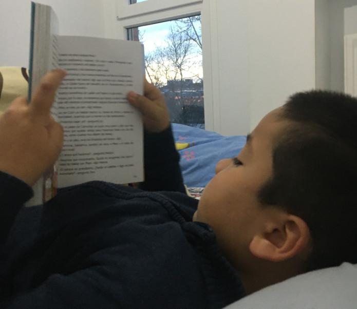 Bí kíp thần kỳ giúp các bé ham mê đọc sách