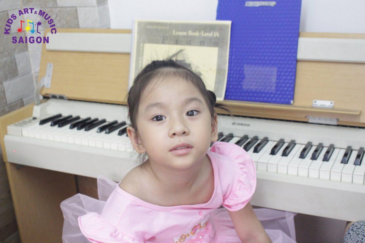 Địa chỉ dạy học đàn piano ở quận 9