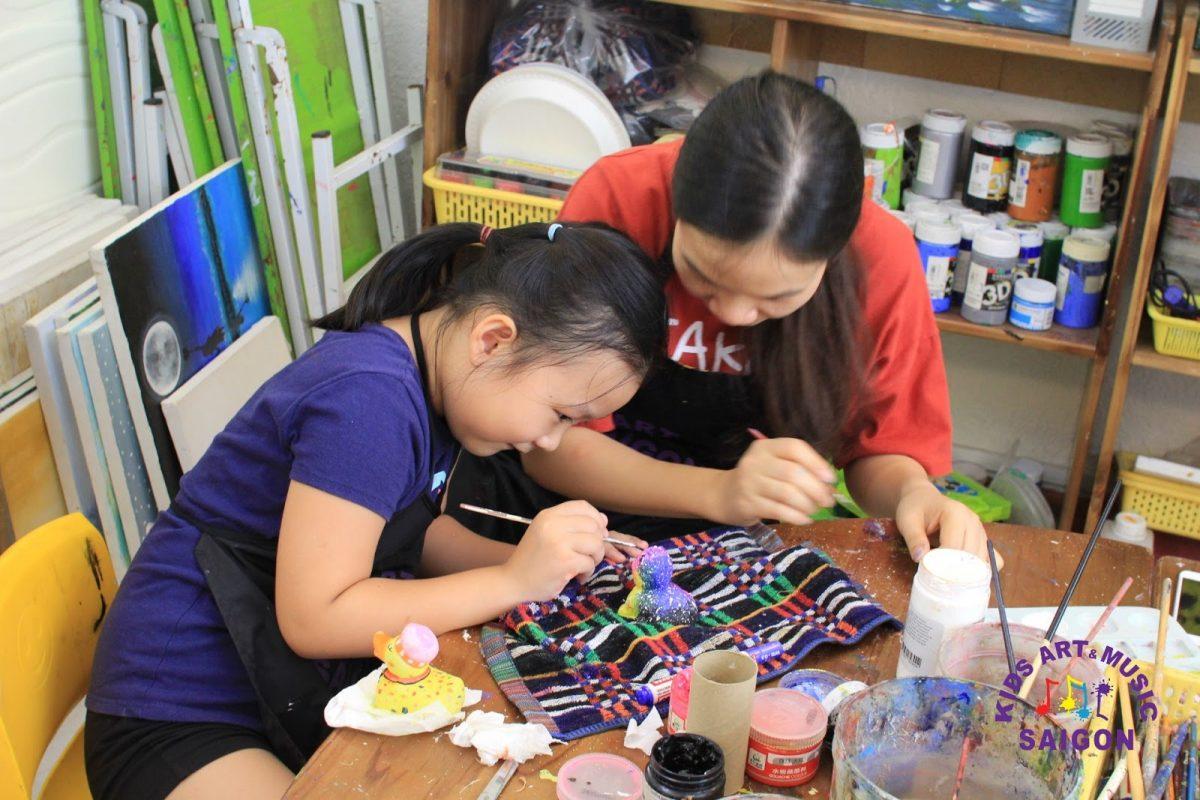 05 mẹo giúp con yêu thích hội họa khi dạy học vẽ cho trẻ
