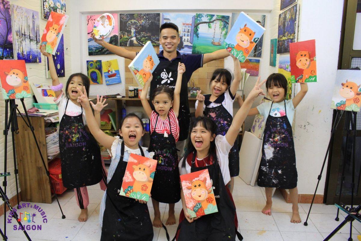 Kiến thức học vẽ cho bé 5 tuổi cơ bản đầu tiên mà ba mẹ nên quan tâm
