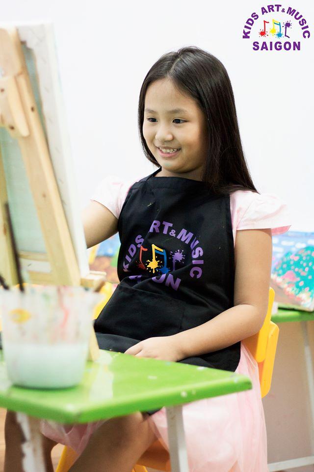 """Cho bé học vẽ sớm sẽ nhận được toàn lợi ích """"khủng"""""""