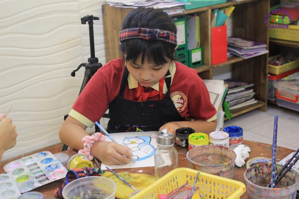 Phương pháp tự học vẽ tại nhà hiệu quả và đúng cách