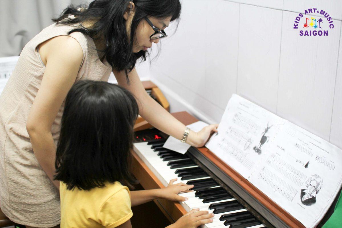 Một số cách học đàn piano hiệu quả giúp cải thiện kỹ năng piano qua mỗi ngày