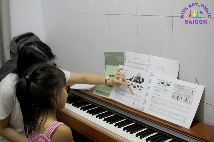 05 điều ba mẹ cần biết trước khi cho bé học đàn piano