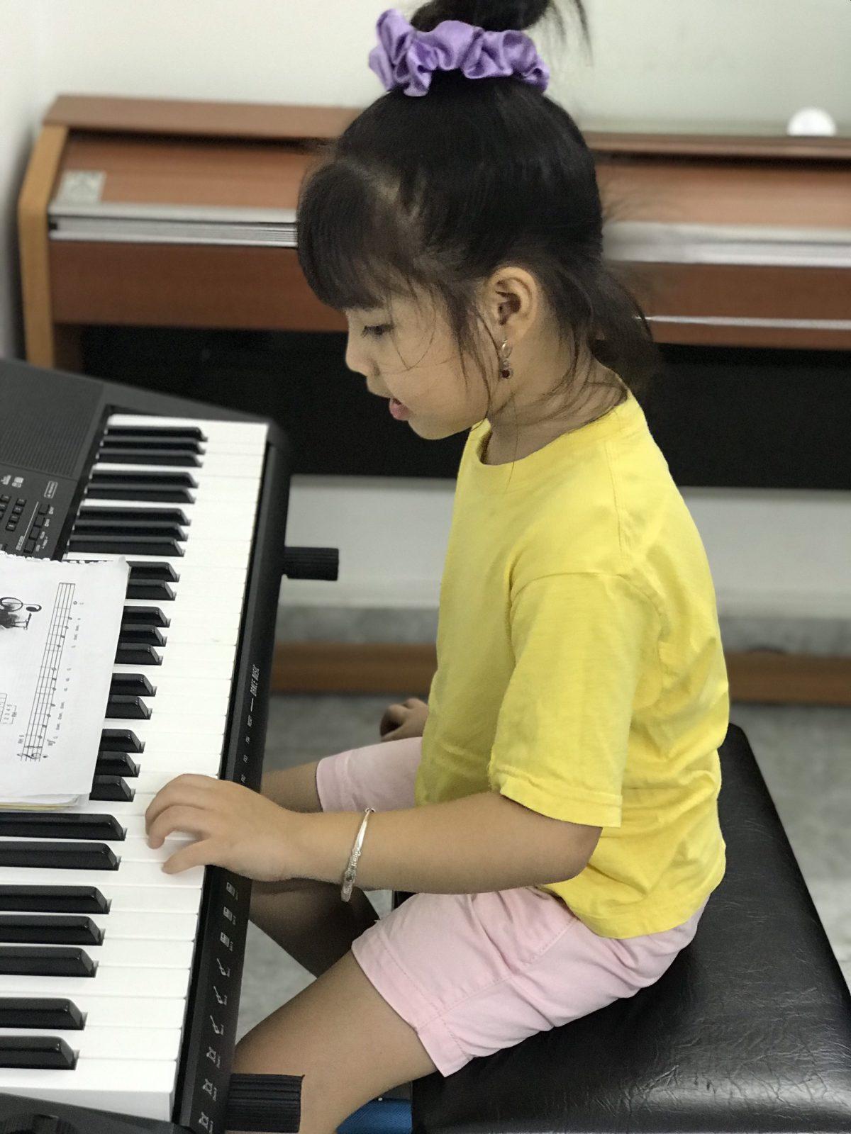 Địa điểm học piano ở quận Bình Thạnh tốt nhất